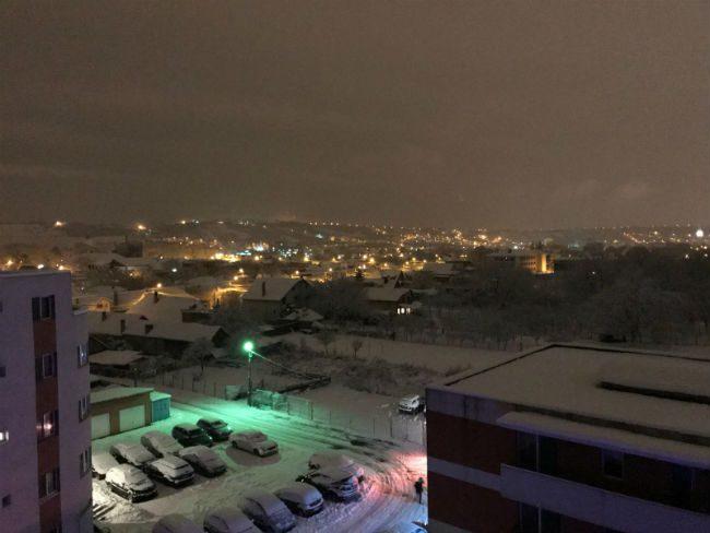 vreme ninge
