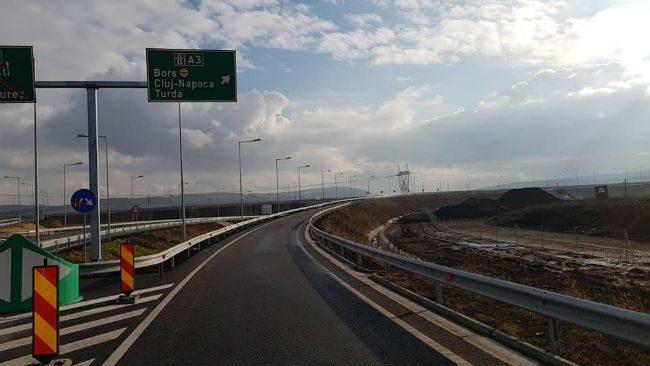 autostradă sensuri