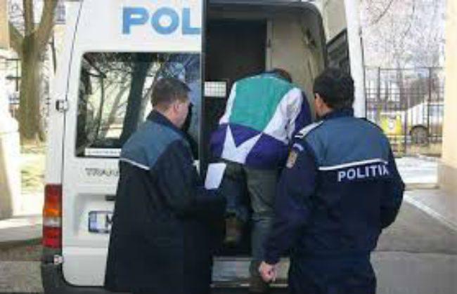 arestat politia