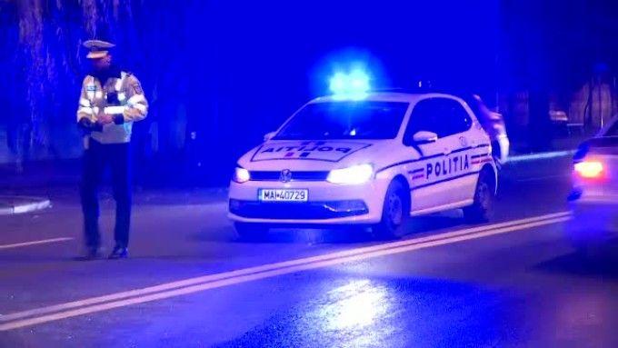 actiune politia noaptea