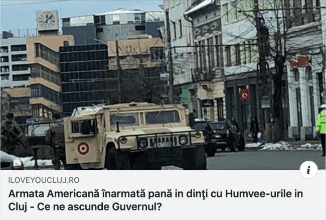 armata americana