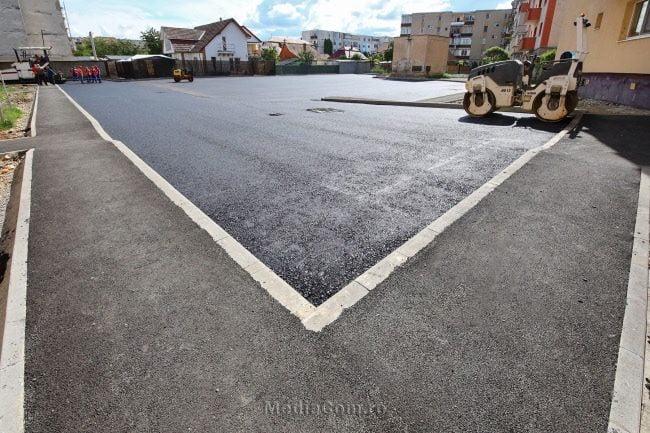 asfaltare caleavictoriei