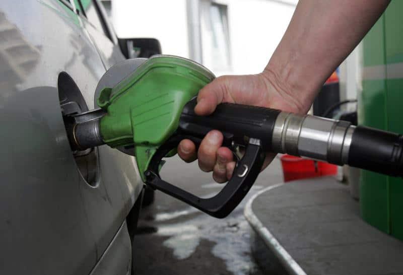 pompa statie combustibili