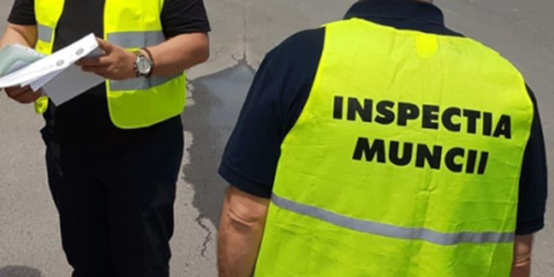 inspectori de munca