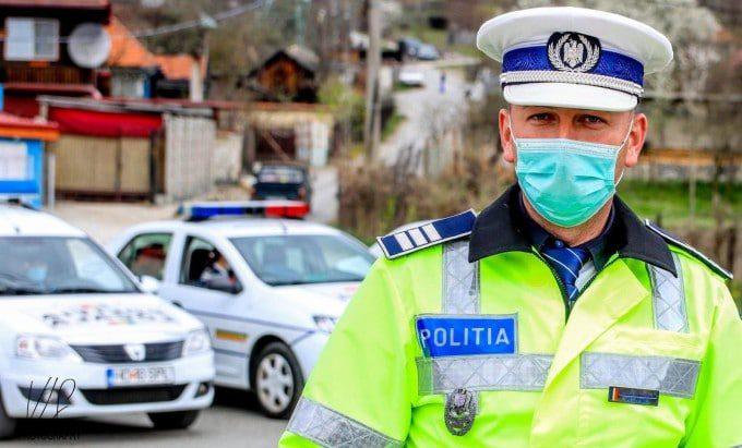 politist corona