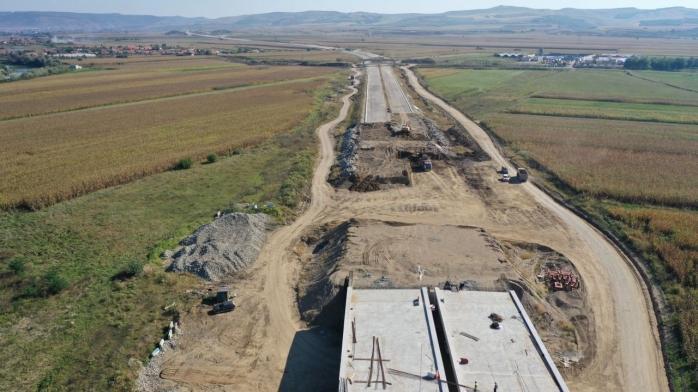 autostrada sebes turda autostrada transilvania finalizata