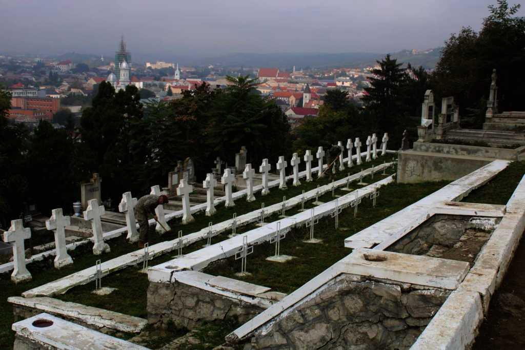 cimitir eroi Turda
