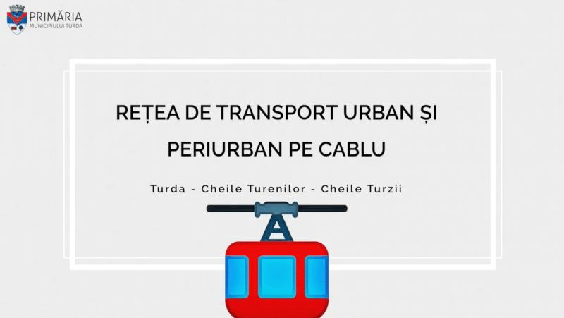 transport cablu