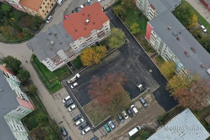 asfalt constructorilor