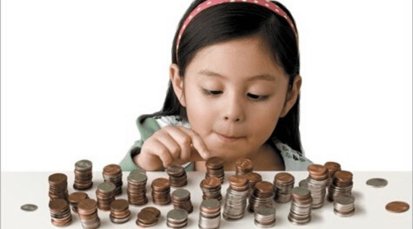 kid and money