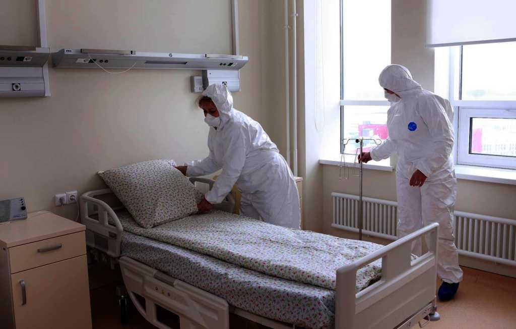 spital coronavirus