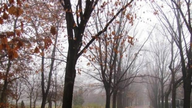 vremea noiembrie
