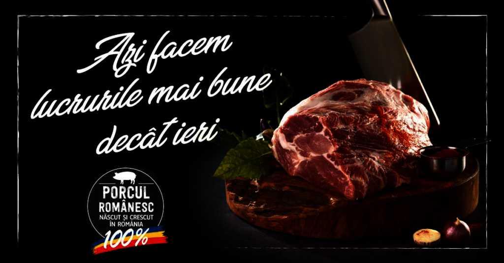 KV carne de porc Kaufland Romania