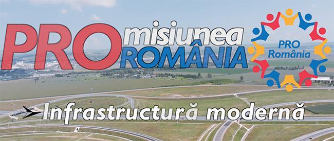 proromania infrastructura