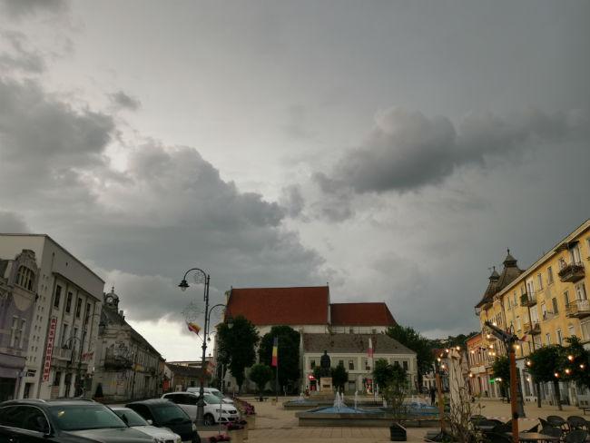 vremea ploaie