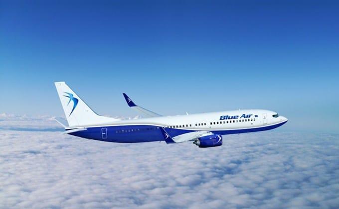 BlueAir B 737