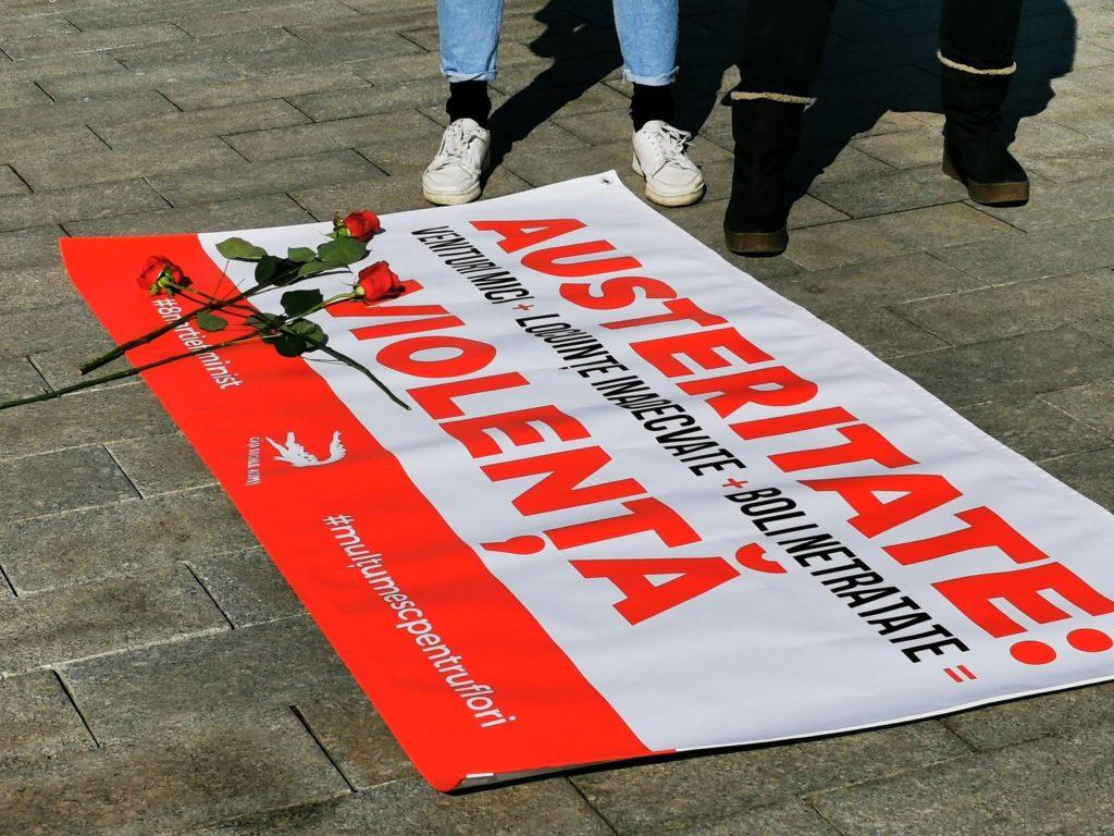 protest martie