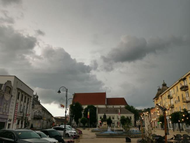 vremea noros