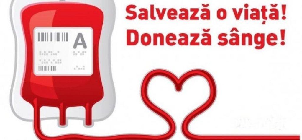 apel umanitar donare sange