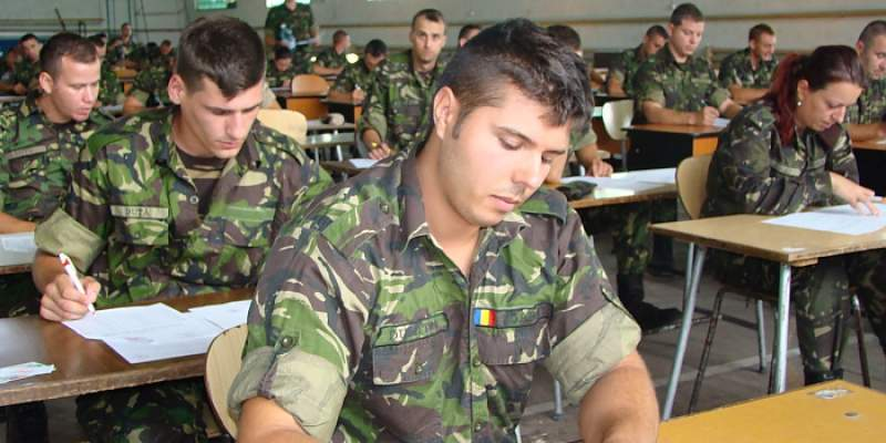 scoli militare