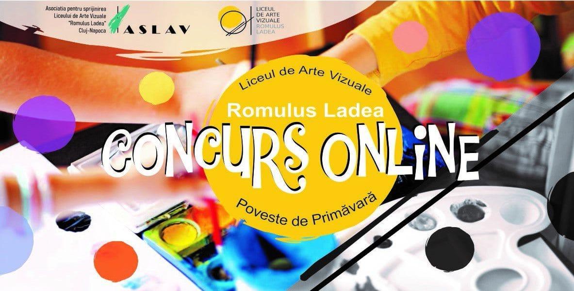 concurs online arte vizuale