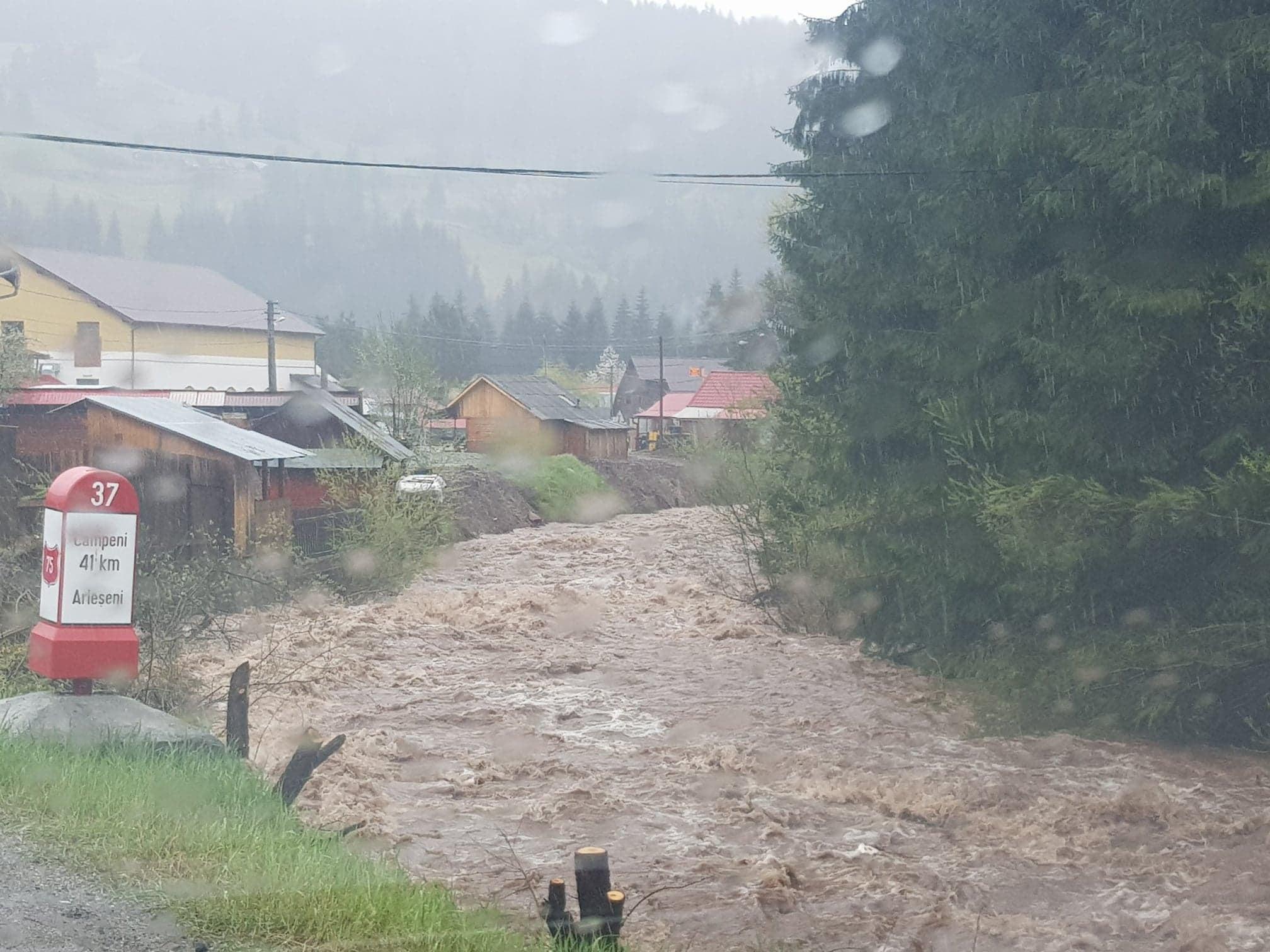 arieseni inundatii
