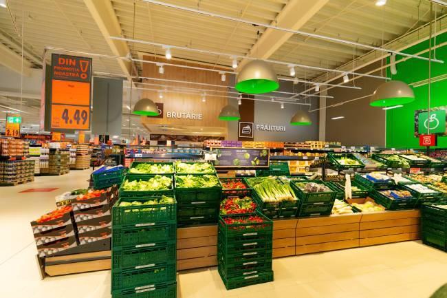 kaufland legume