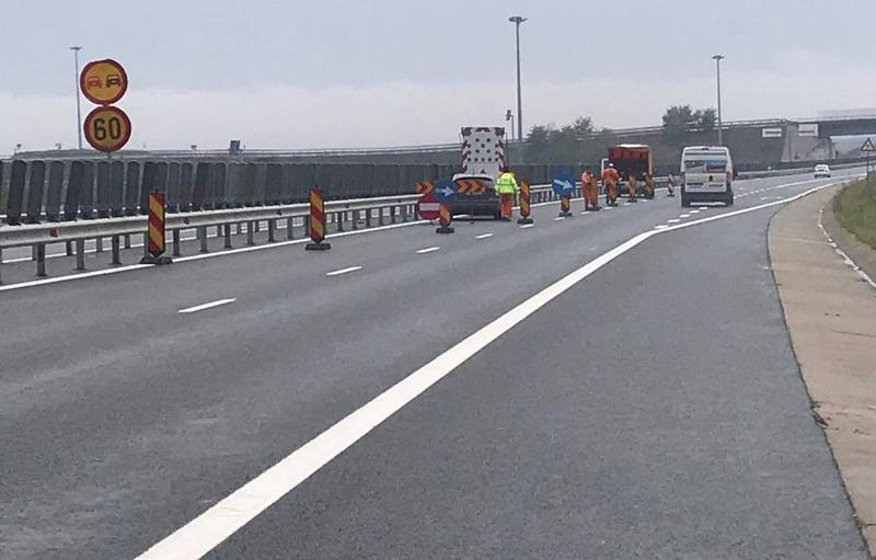 restrictii lucrari autostrada