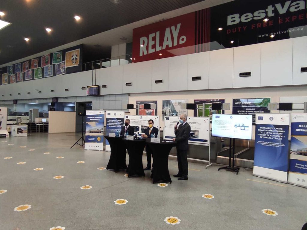 scaner aeroport