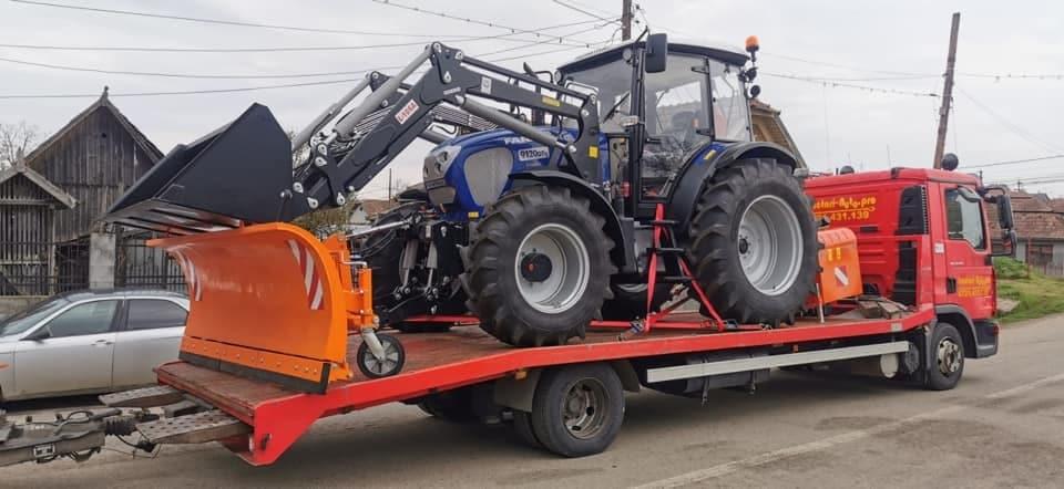 tractor viisoara
