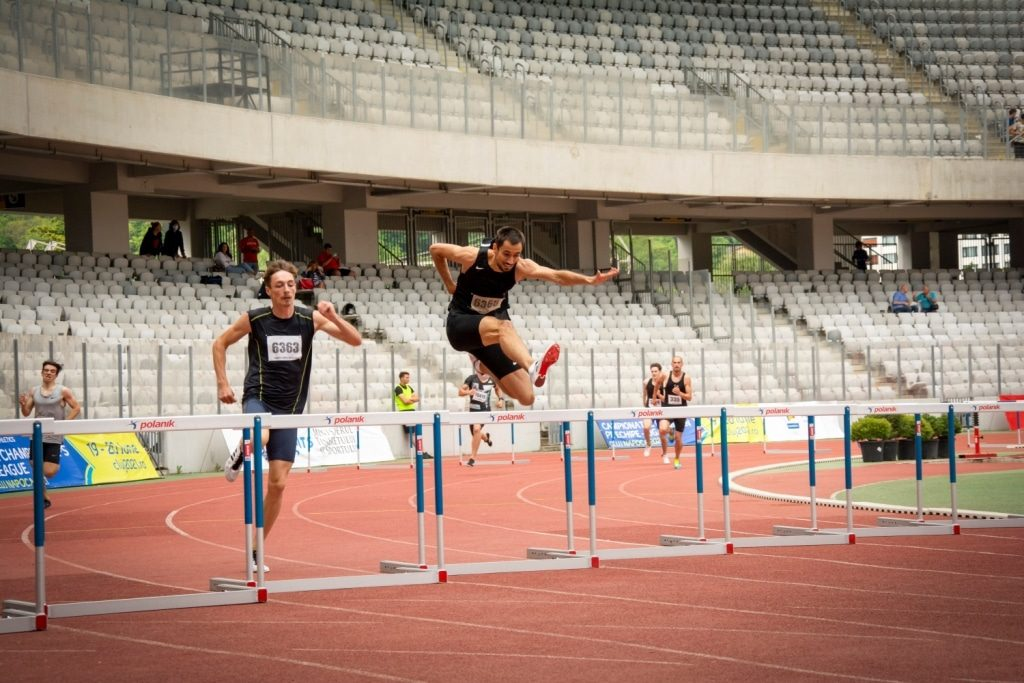 Atletism CJ ARENA 8