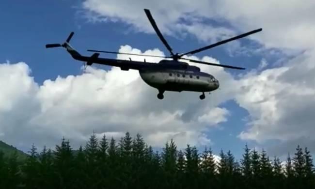 elicopter aviatie