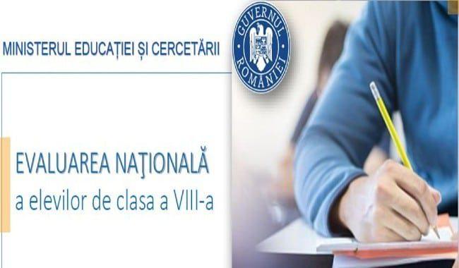 evaluare nationala 1