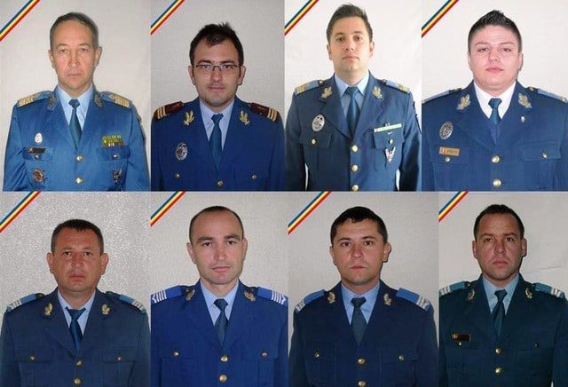 militari decedați