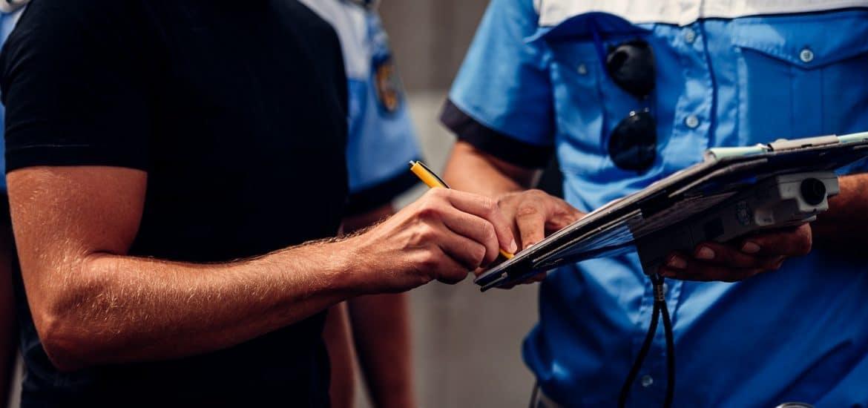 politia legitimare