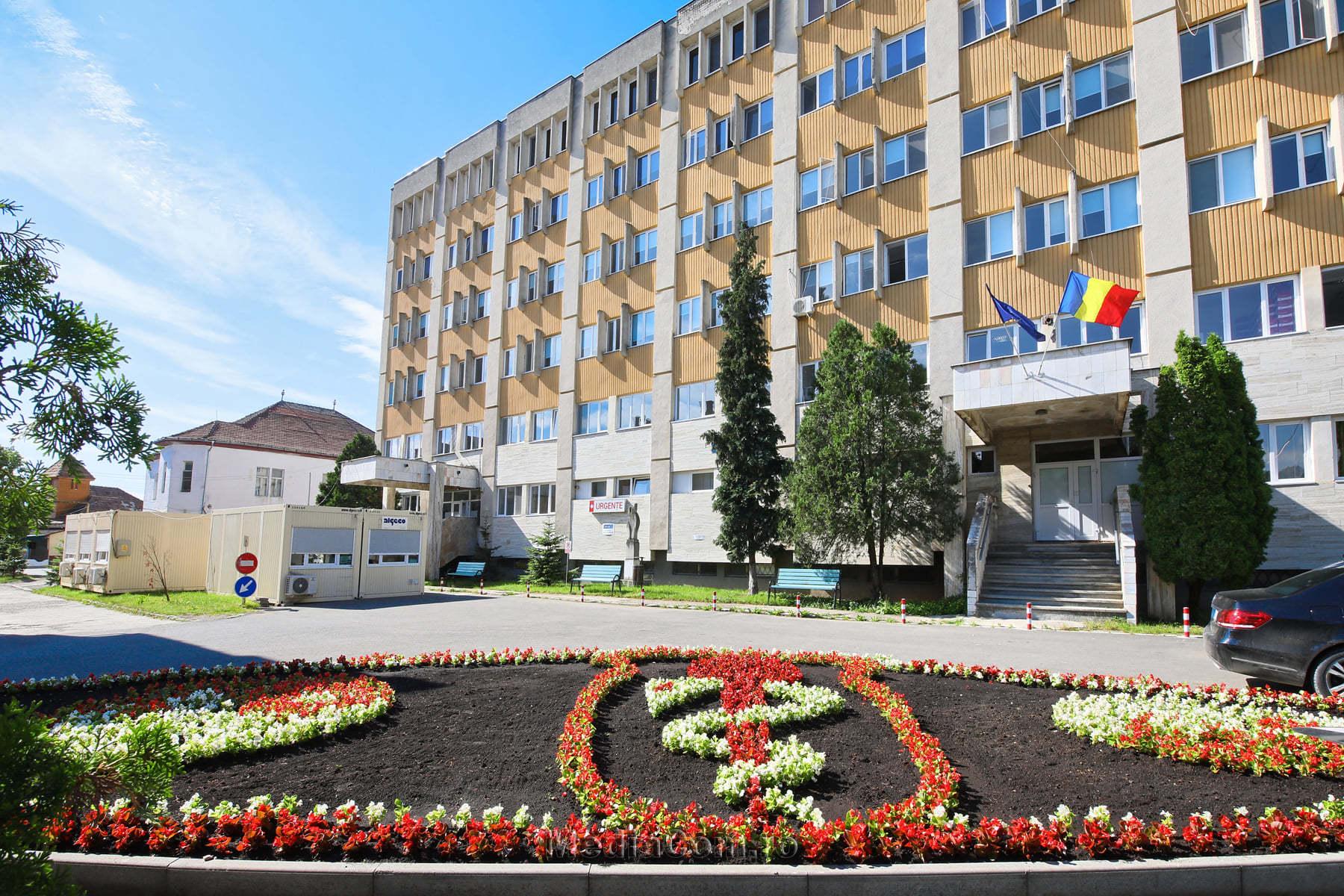 spatiu verde spital