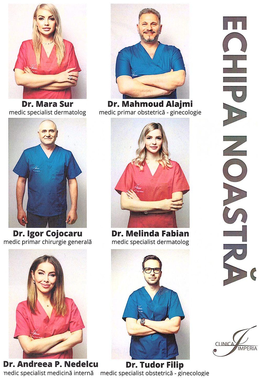 echipa clinica imperia turda