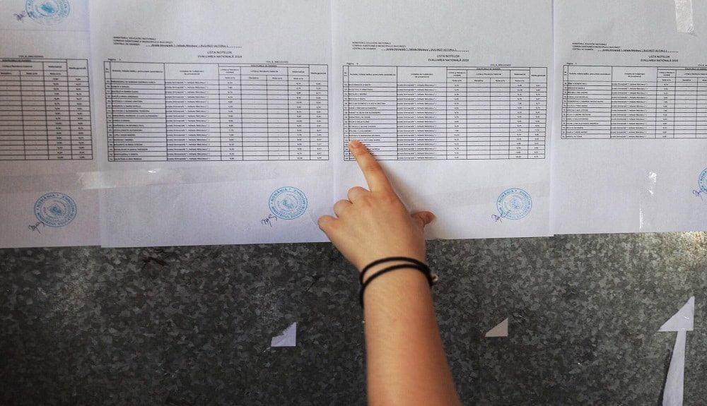 rezultate evaluarea nationala 2021
