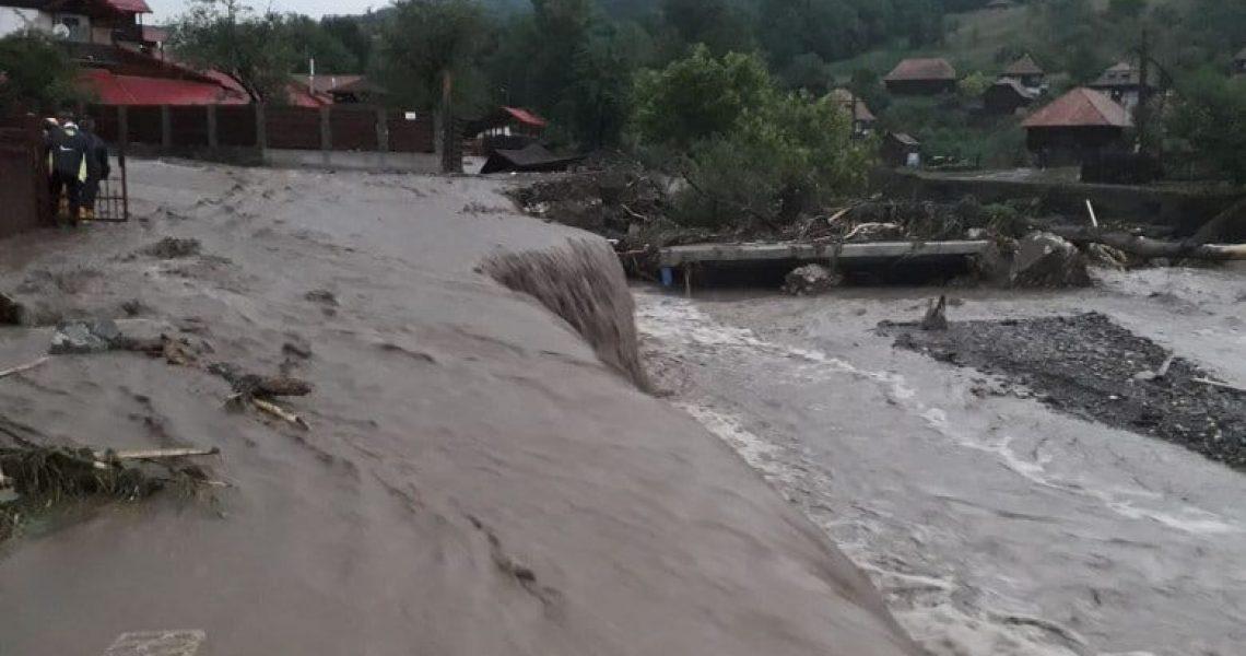 inundatie apuseni