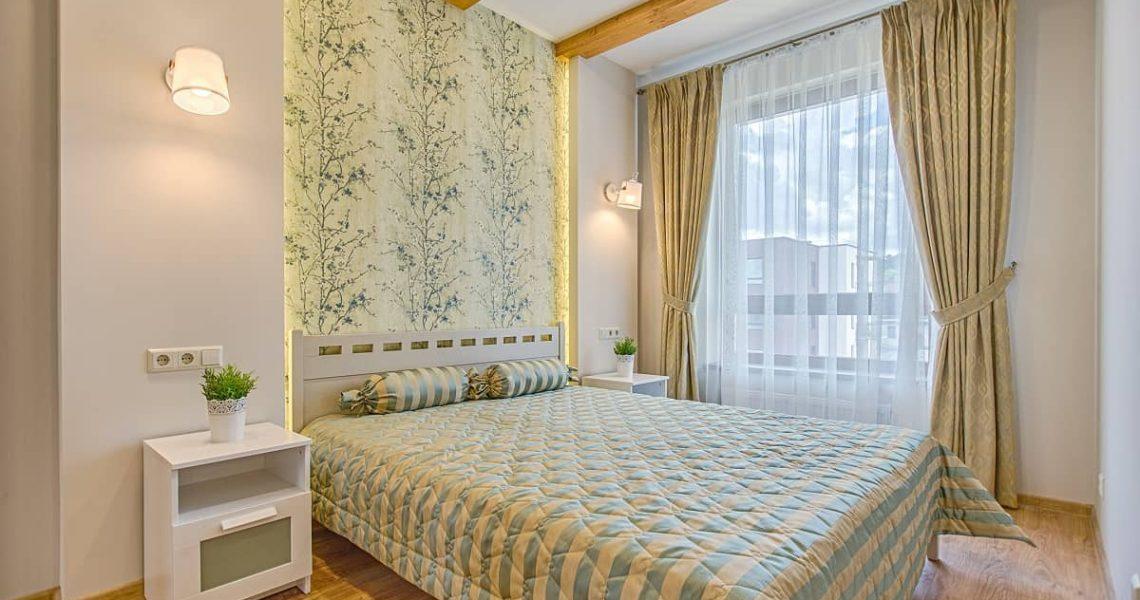 TOP 3 idei de ornamente simple pentru decorarea unui dormitor mic