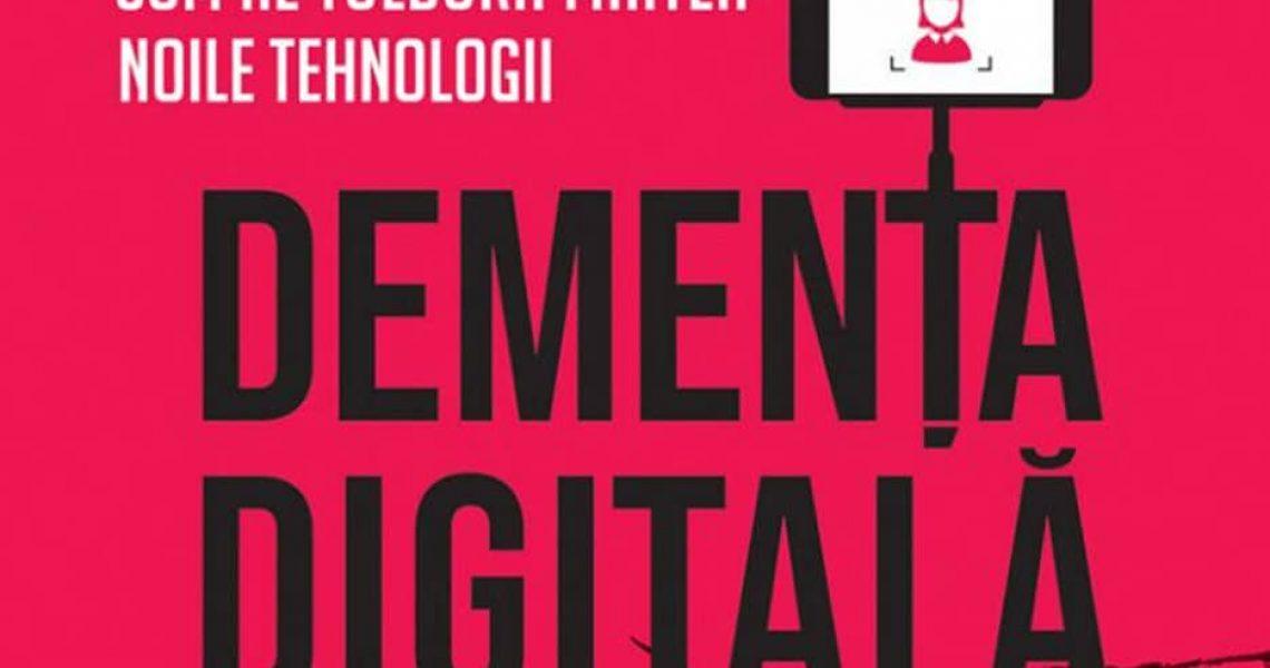 Decupaj coperta Dementa digitala Manfred Spitzer