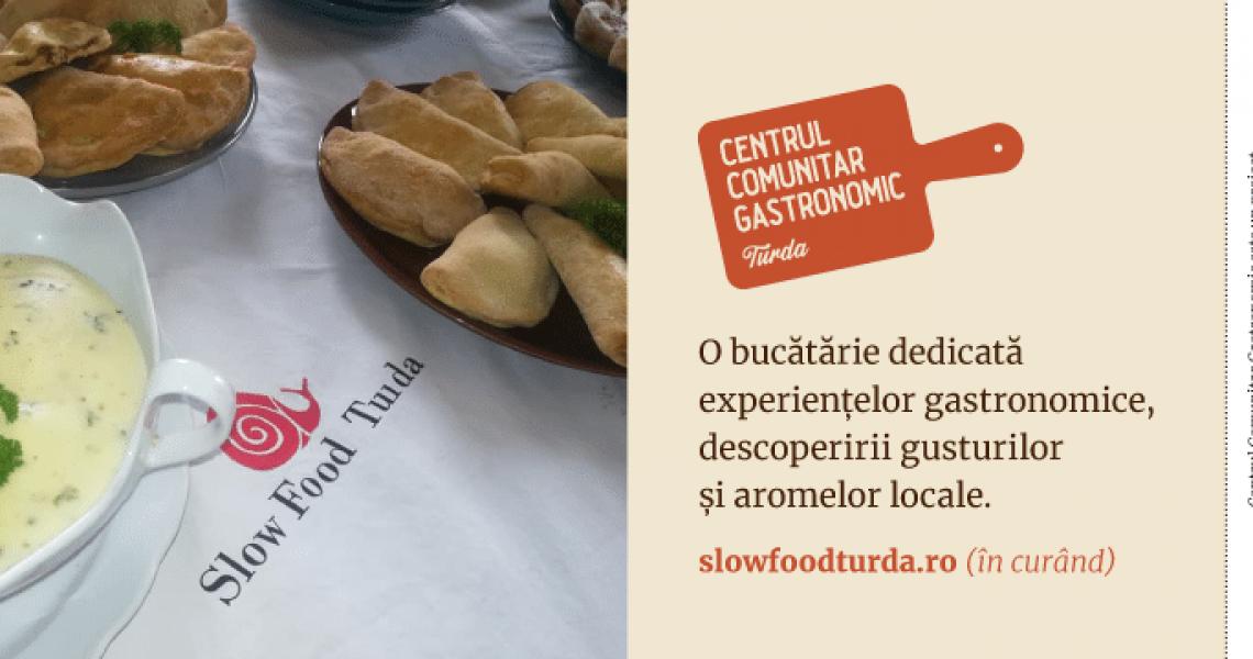 centrul comunitar gastronomic turda