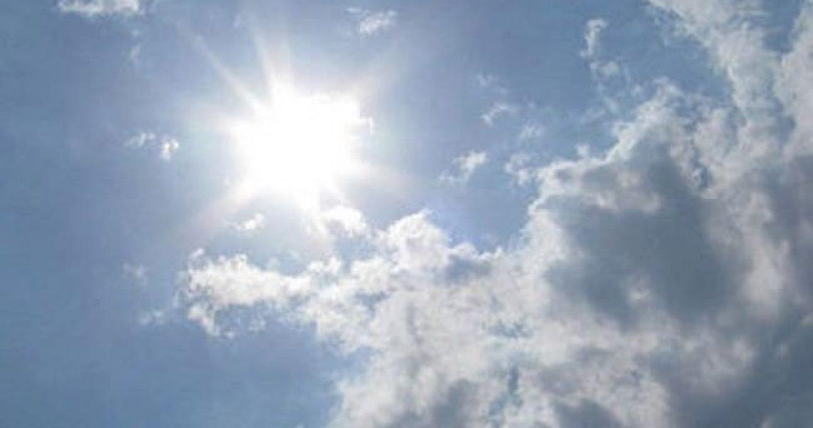 soare vremea