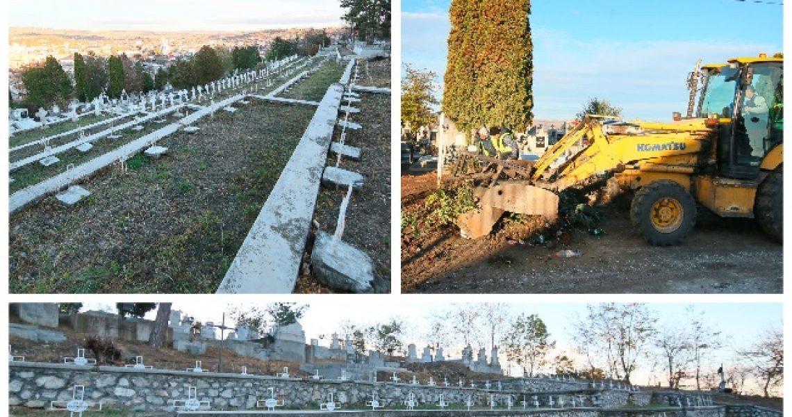 cimitirul eroilor